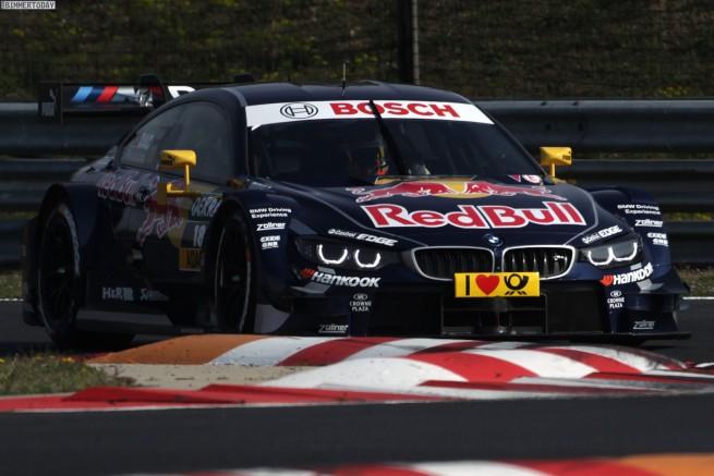 BMW-M4-DTM-2014-Testfahrten-Hungaroring-Budapest-09