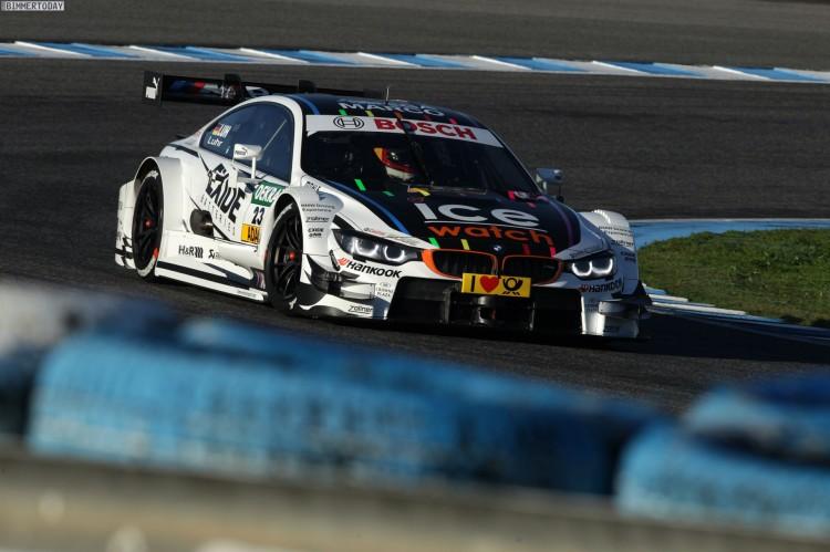 BMW-M4-DTM-Test-2014-Jerez-Vorbereitung-2015-01