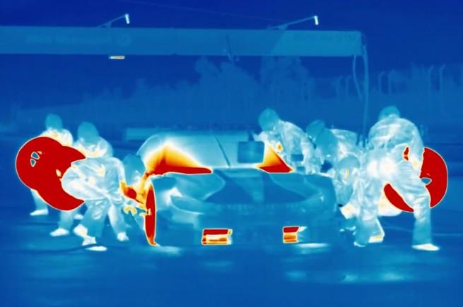 BMW-M4-DTM-Waermebild-Kamera-Boxenstopp-Video-Reifen-Temperatur