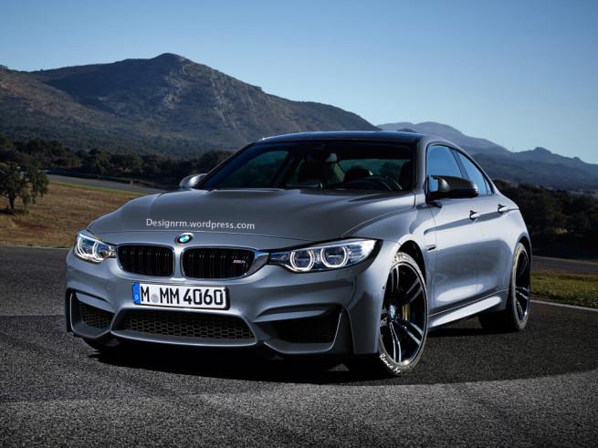 BMW-M4-Gran-Coupe-F36-designrm-Photoshop-Entwurf-1