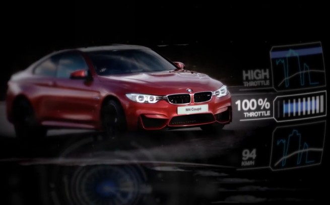 BMW-M4-Sakhir-Orange-M-Laptimer-App-Andy-Priaulx-Video
