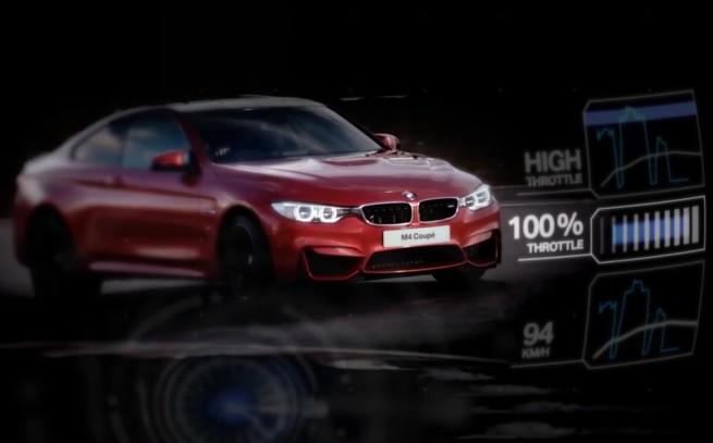 BMW-M4-Sakhir-Orange-M-Laptimer-App-Andy-Priaulx-Video