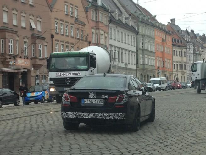 BMW-M5-Competition-Package-F10-LCI-Erlkoenig-2