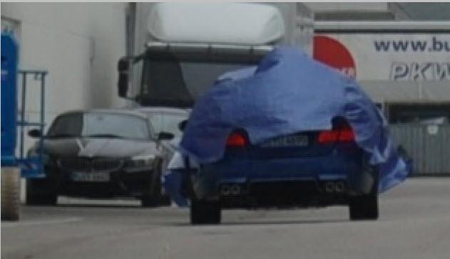 BMW-M5-F10-Heckschuerze-Spyshot