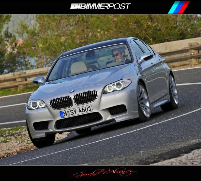 BMW-M5-F10-Rendering