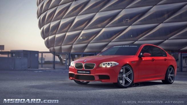 BMW-M5-F10-Renderings-Onur-Dursun-Duron-01