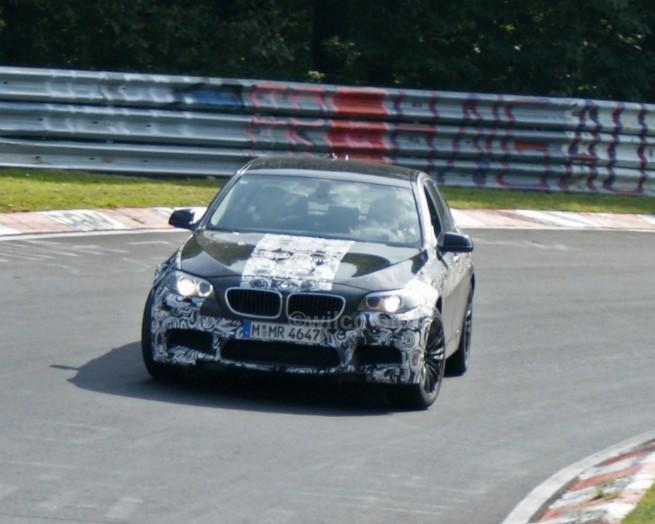 BMW-M5-F10-Spyshots-Nordschleife-2010-01