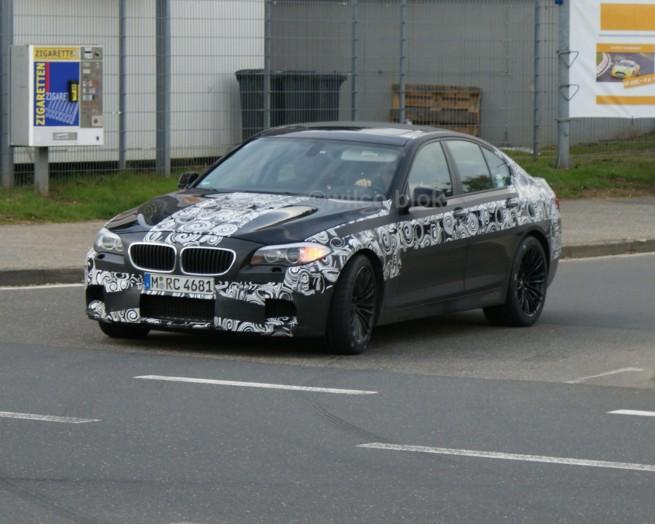 BMW-M5-F10-Spyshots-Nordschleife-2010-02
