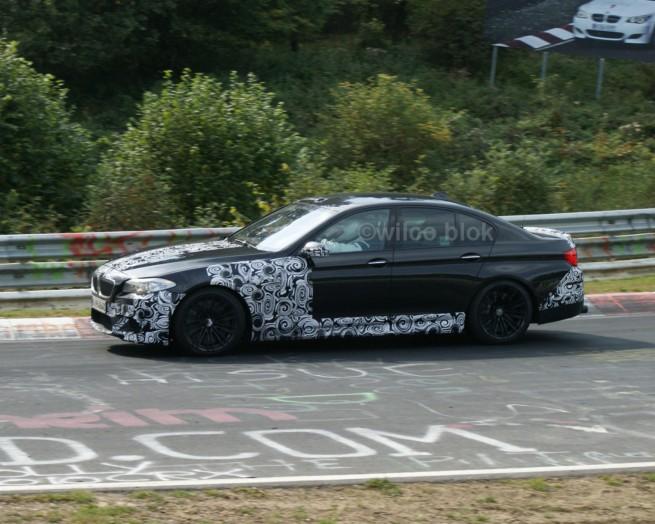 BMW-M5-F10-Spyshots-Nordschleife-2010-03