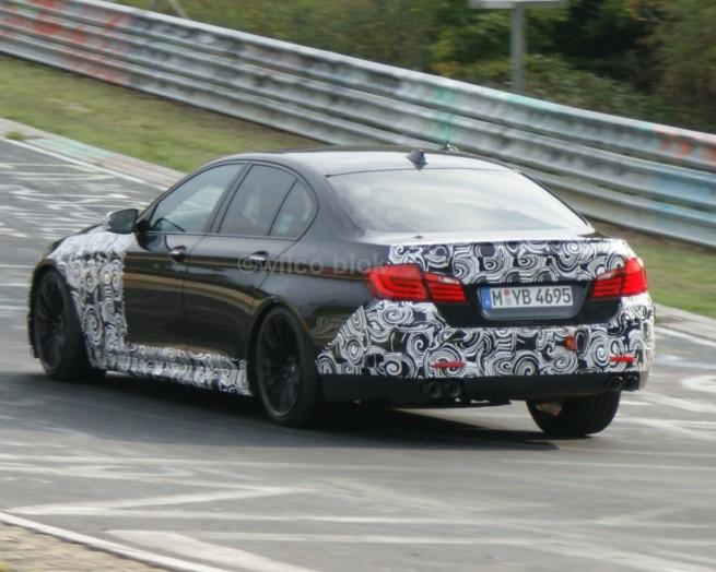 BMW-M5-F10-Spyshots-Nordschleife-2010-04