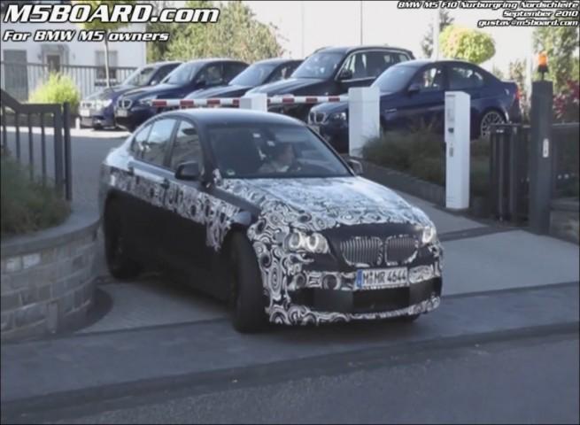BMW-M5-F10-Spyvideo-M5Board