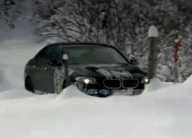 BMW-M5-F10-Video