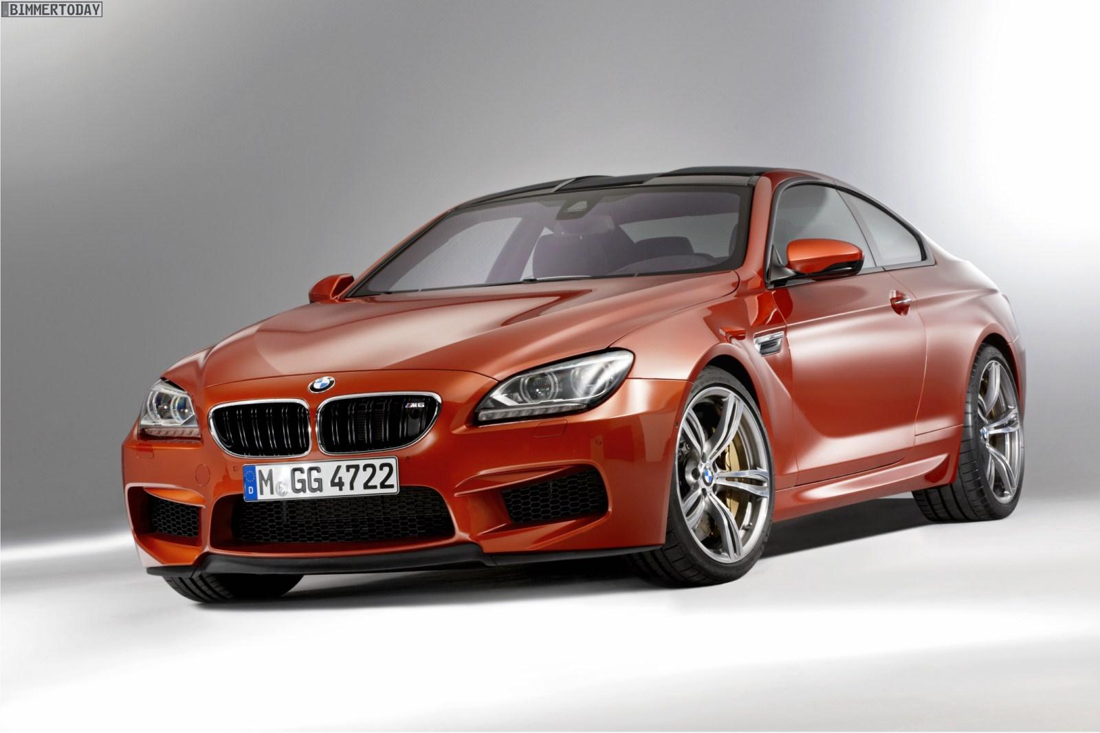 BMW M6 Coupé F13: Premiere in Genf mit Carbon-Dach und 560 PS