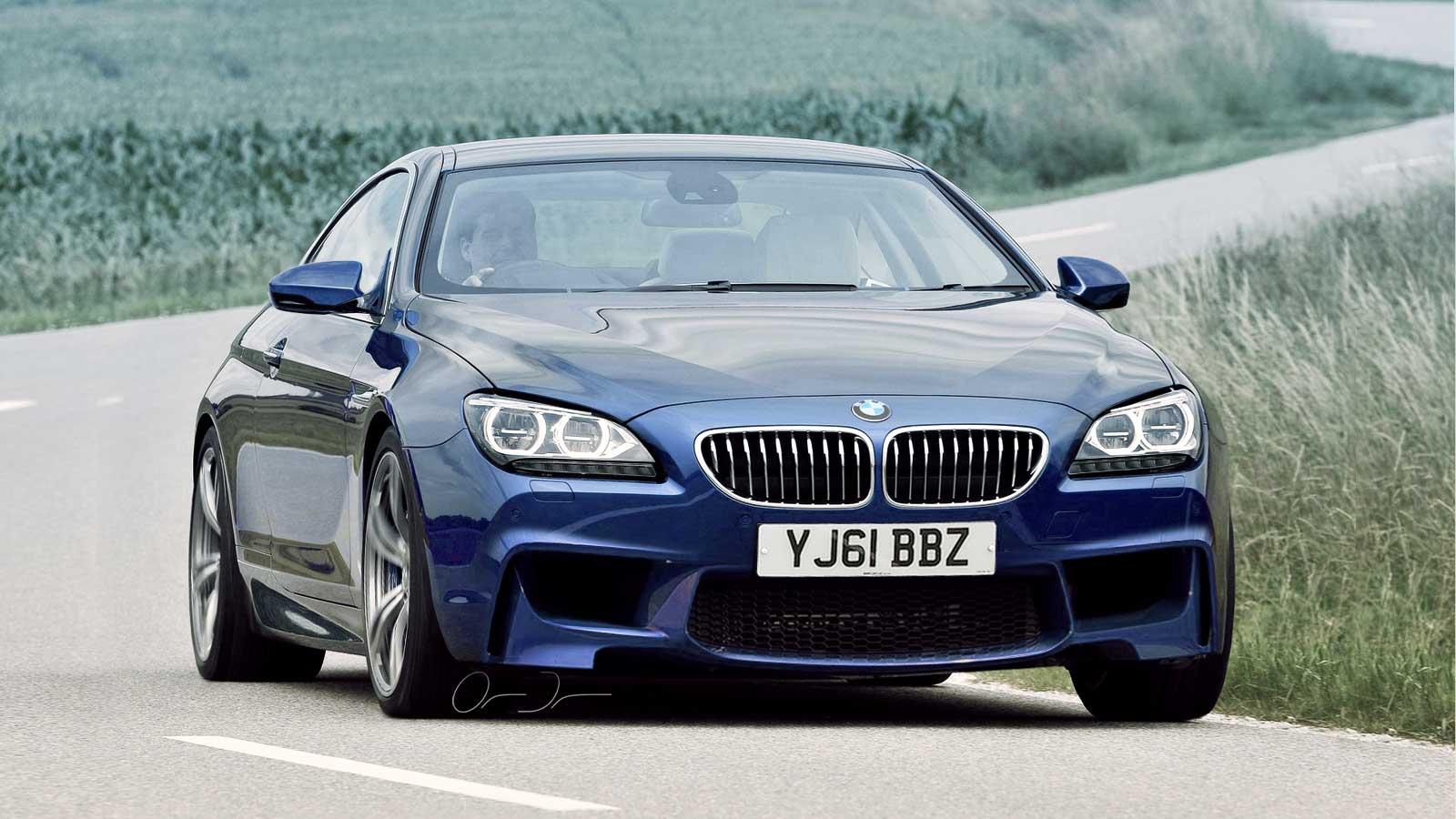 Bmw M6 F13 Weitere Entwürfe Zum Power Coupé Aus Garching Für 2012
