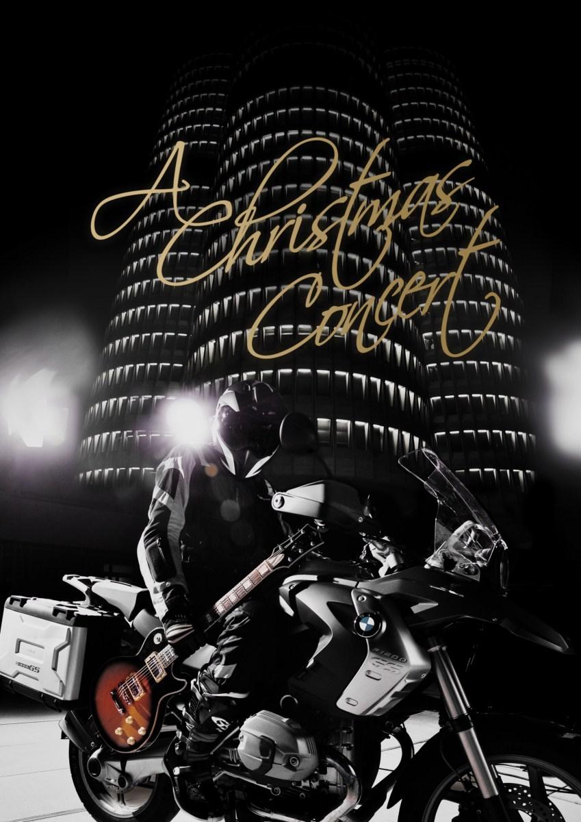 Weihnachtsgrüße Personalisiert.Individuelle Weihnachtsgrüße Mit Ecard Von Bmw Motorrad