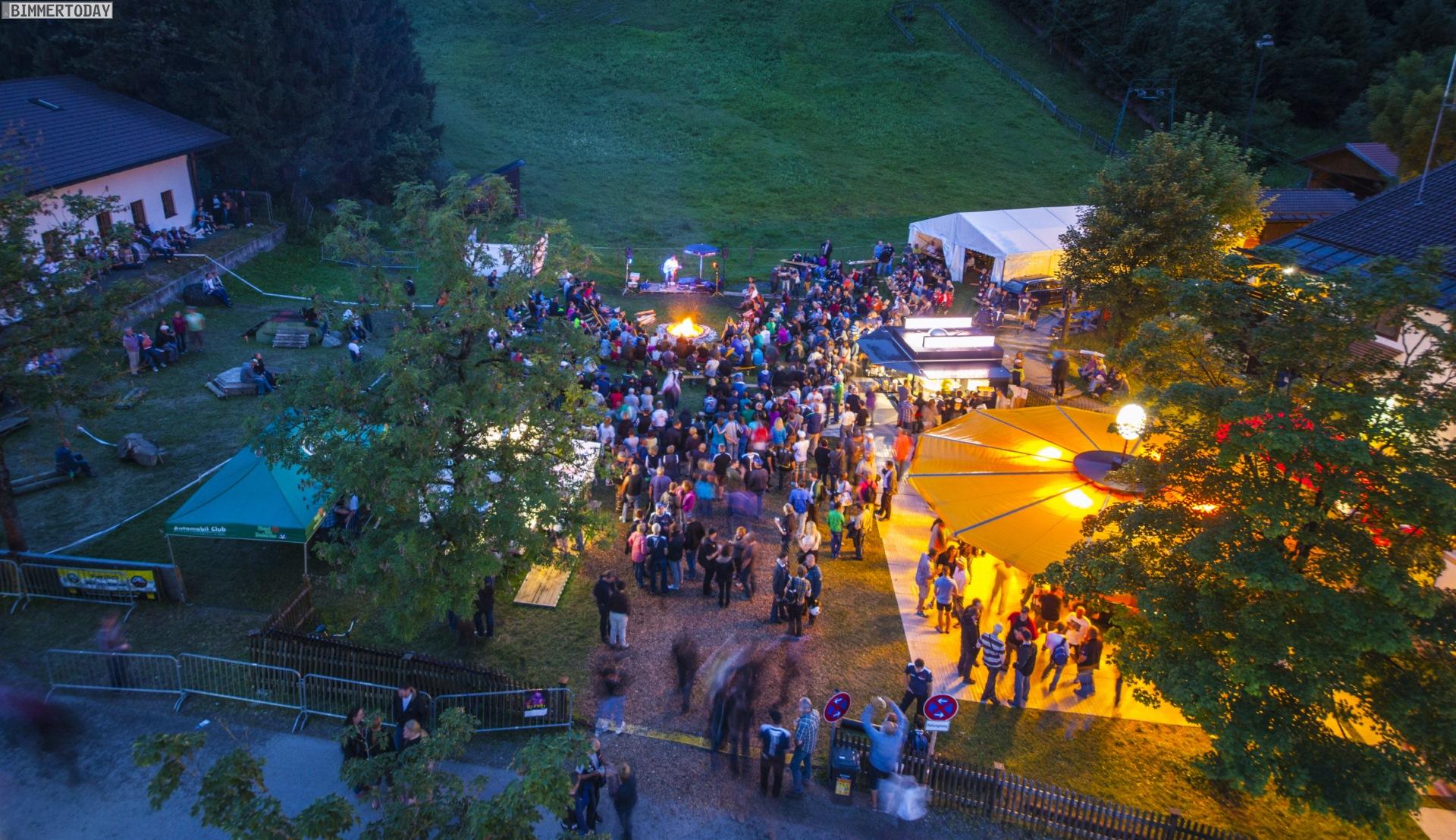 Party Garmisch