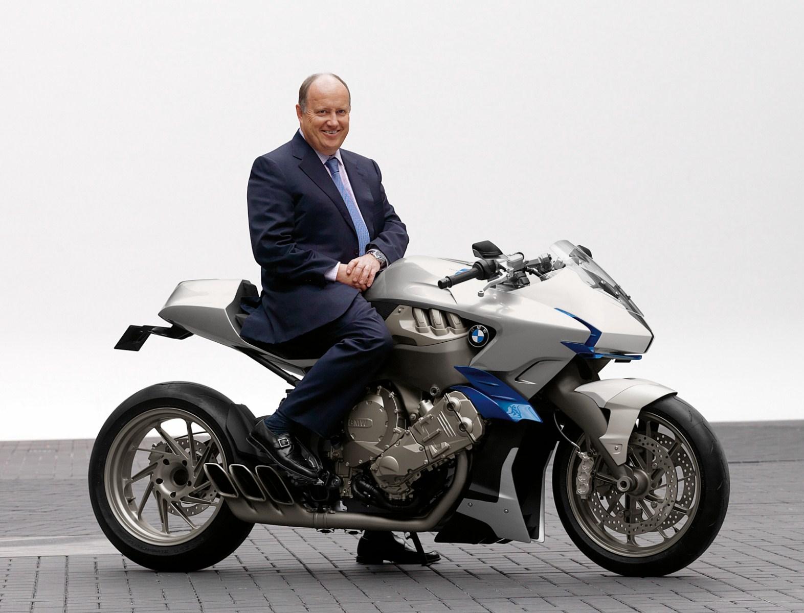 Bmw Motorrad Denkt Ebenfalls 252 Ber Elektro Roller F 252 R Die Stadt Nach