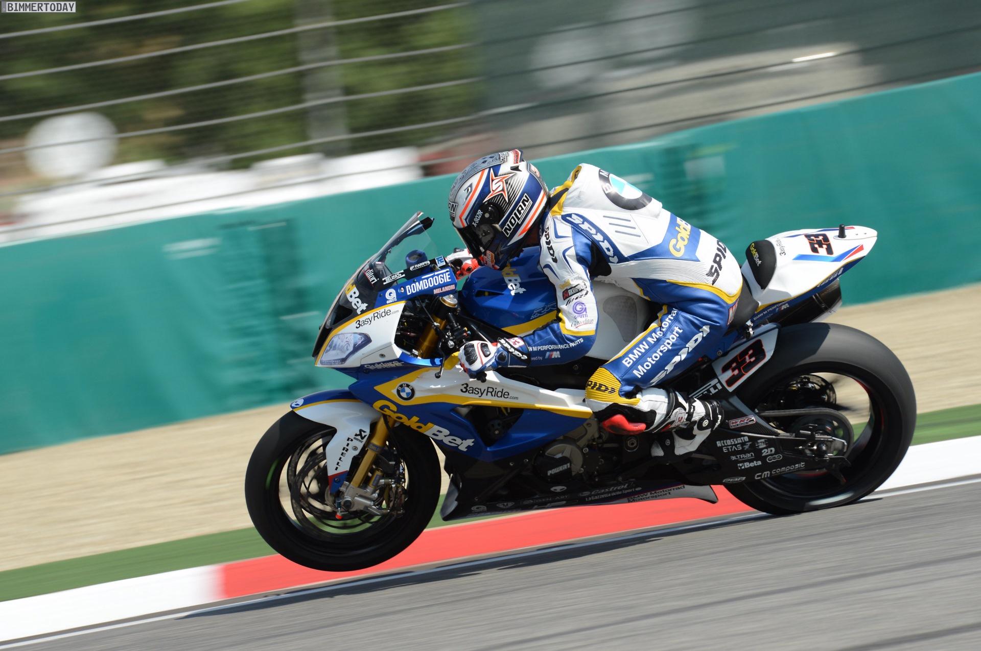 Superbike Motorrad