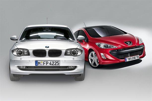 BMW-PSA-Partnerschaft