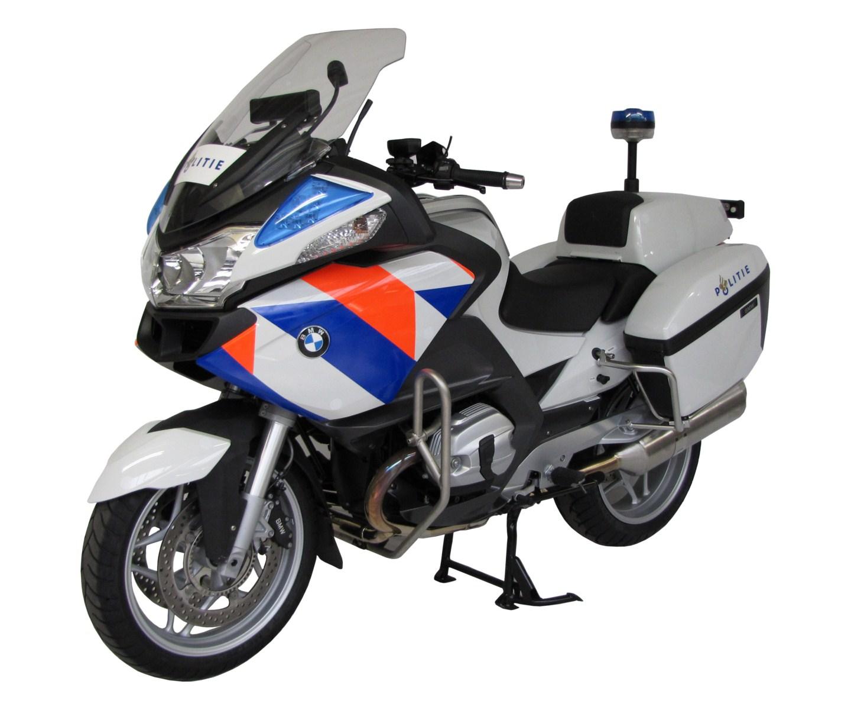 Niederlandische Polizei Setzt Auf Zweirader Von Bmw Motorrad
