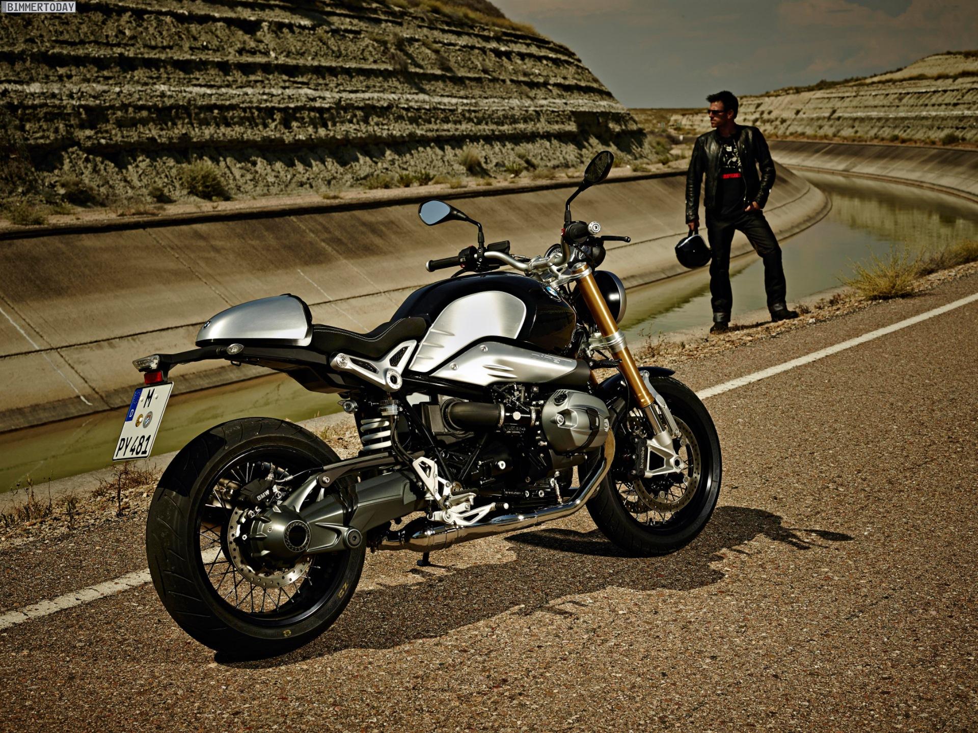 Bmw R Ninet Bmw Motorrad Baut Jubil 228 Umsmodell Zum 90 Geburtstag