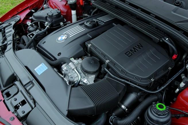 BMW-Reihensechszylinder-N54