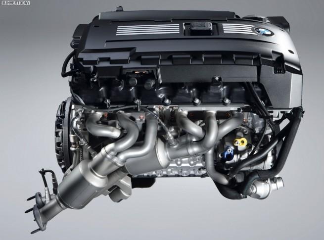 BMW-Reihensechszylinder-Saugmotor