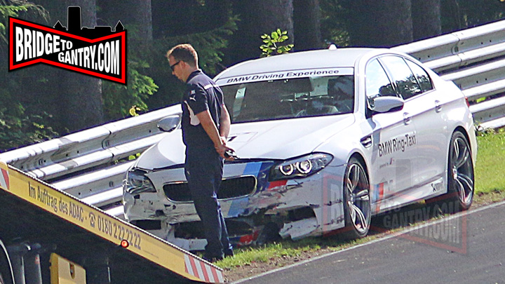 BMW-Ringtaxi-Crash-M5-F10-Unfall-Nuerburgring-Nordschleife