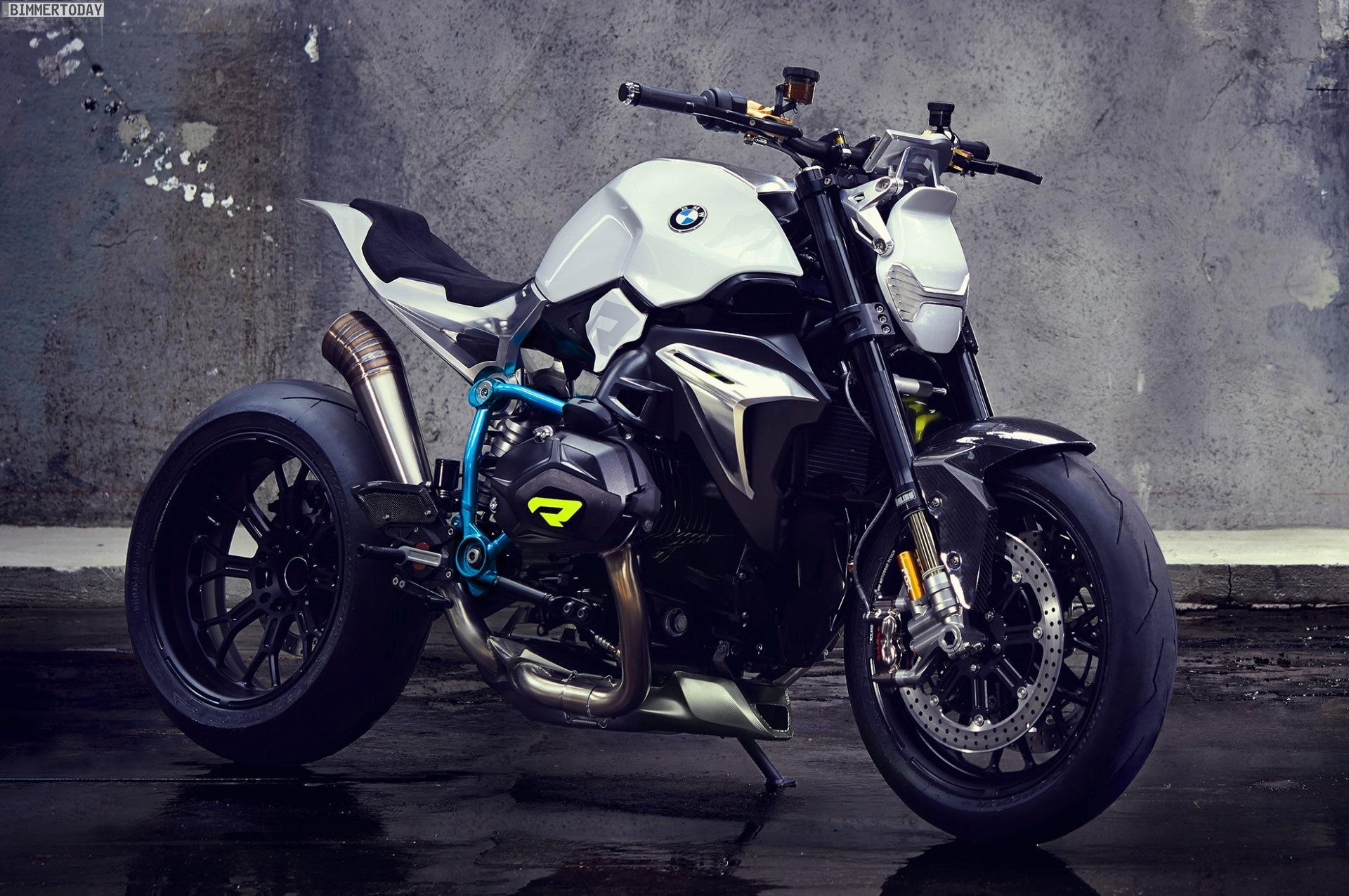 Bmw Roadster Concept Design Studie Zum Concorso D Eleganza