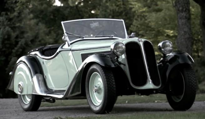 BMW-Roadster-Geschichte-Video
