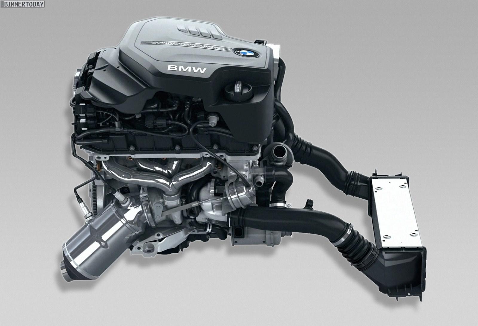 Bmw Twinpower Vierzylinder N B