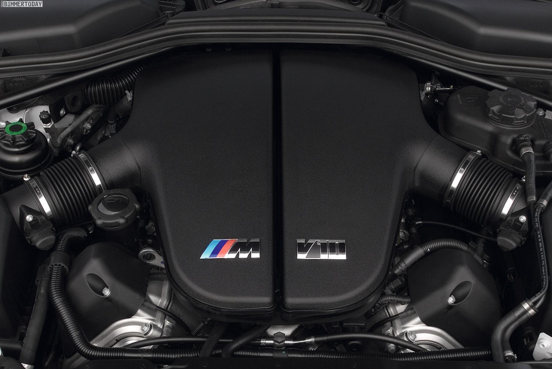 Bmw V M S Zehnzylinder Motor