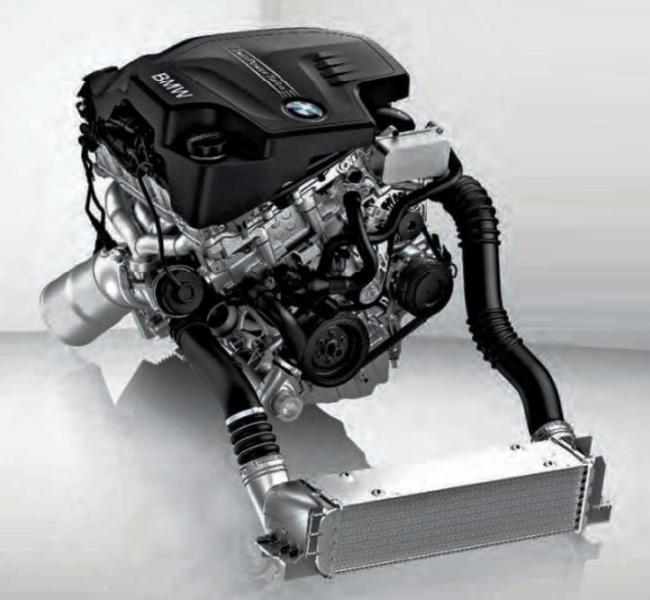 BMW-Vierzylinder-Turbo-N20-B20