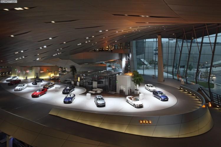 Bmw Welt 2014 Auslieferungs Rekord Mit Rund 22 500 Autos