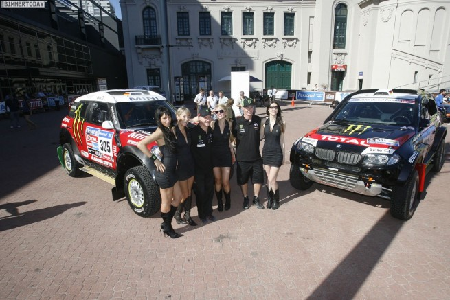 BMW-X-Raid-Pre-Dakar-2011-BMW-X3-CC-MINI-ALL4-Racing