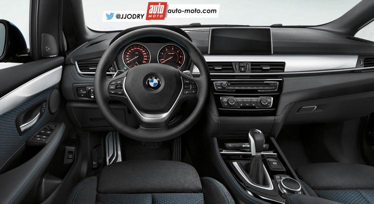 BMW-X1-2015-F48-Leak-Innenraum-Kompakt-SUV-Interieur-Scoop