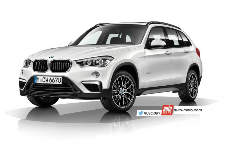 BMW-X1-2015-F48-Leak-Kompakt-SUV-IAA-Scoop