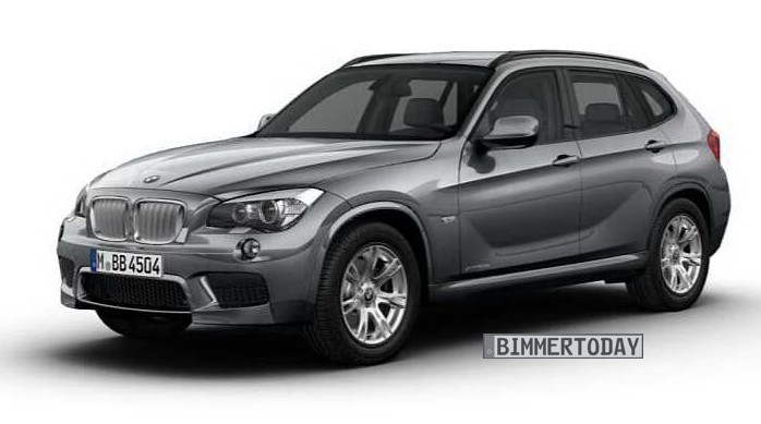 exklusiv erste bilder zum m sportpaket f r den bmw x1 e84. Black Bedroom Furniture Sets. Home Design Ideas