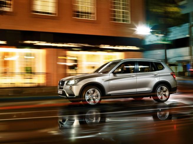 BMW-X3-F25-Grip-Video