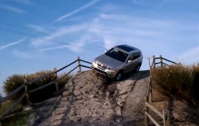 BMW-X3-F25-Offroad-Videos
