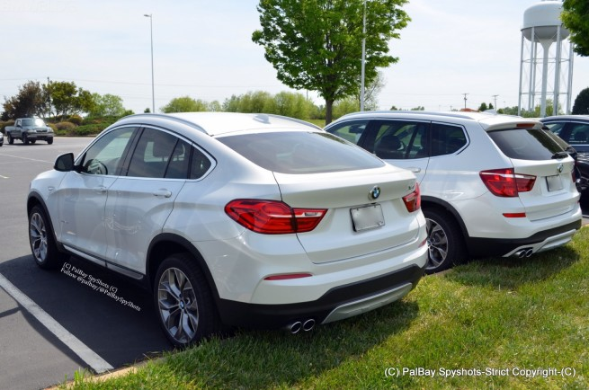 BMW-X4-2014-X3-Facelift-Vergleich-F26-vs-F25-LCI-Palbay-11