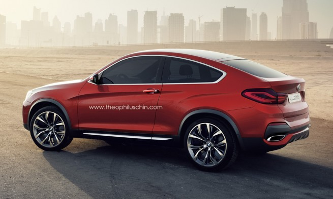 BMW-X4-Coupe-Dreituerer-Entwurf-Theophilus-Chin-2