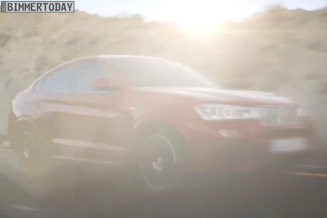 BMW-X4-F26-Teaser-Video-Instagram-Screenshot