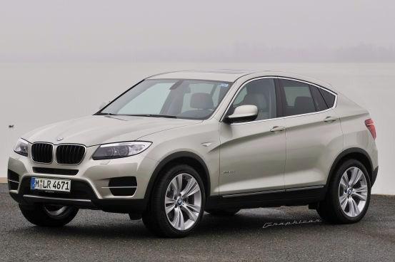 BMW-X4-Rendering
