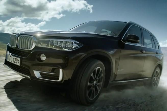 BMW-X5-F15-Werbung-TV-Clip-2014-Ueberlegen