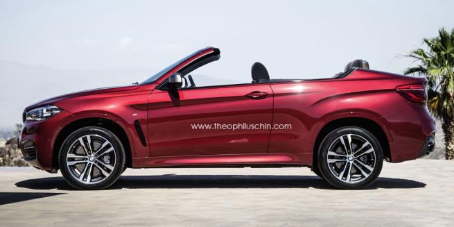 BMW-X6-Cabrio-SUV-Photoshop-Entwurf-Theophilus-Chin