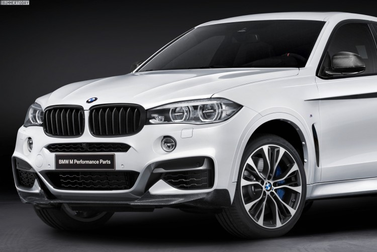 bmw x6 m performance 2015 tuning zubeh r f r den x6 f16. Black Bedroom Furniture Sets. Home Design Ideas