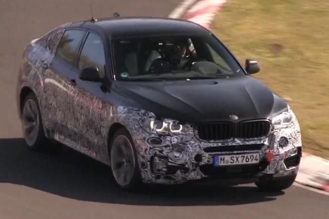 BMW-X6-F16-Erlkoenig-Video-Nuerburgring-Touriclips