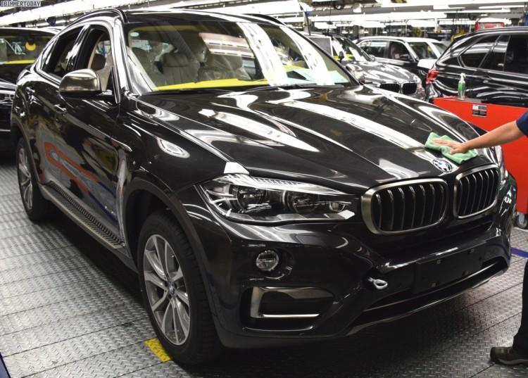 BMW-X6-F16-Produktion-Werk-Spartanburg-Produktionsstart-1