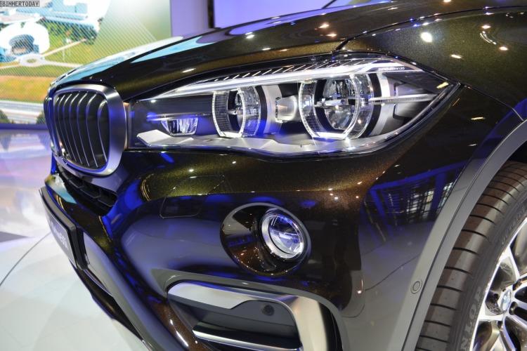 Bmw X6 F16 Sparkling Storm Brillanteffekt Und Extravagance